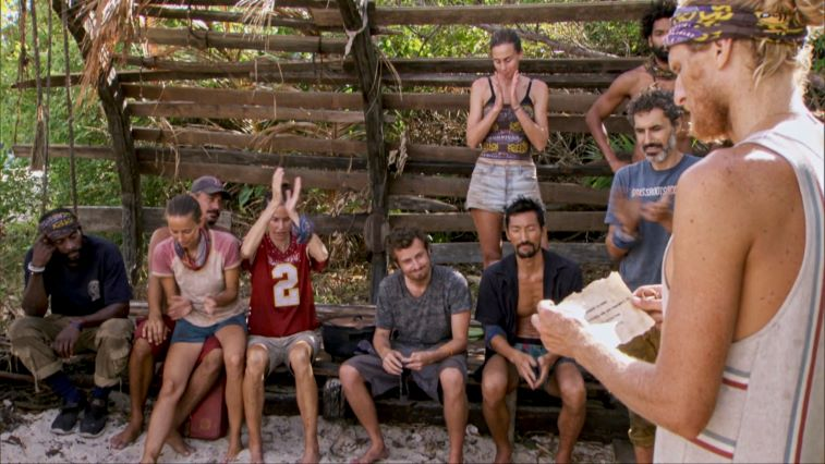 'Survivor: Winners at War' Edge of Extinction Players