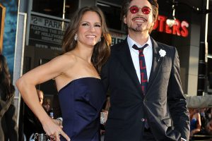 Robert Downey Jr.'s Wife, Susan Downey, Had Been Hesitant to Date the 'Iron Man' Actor Because of His Job