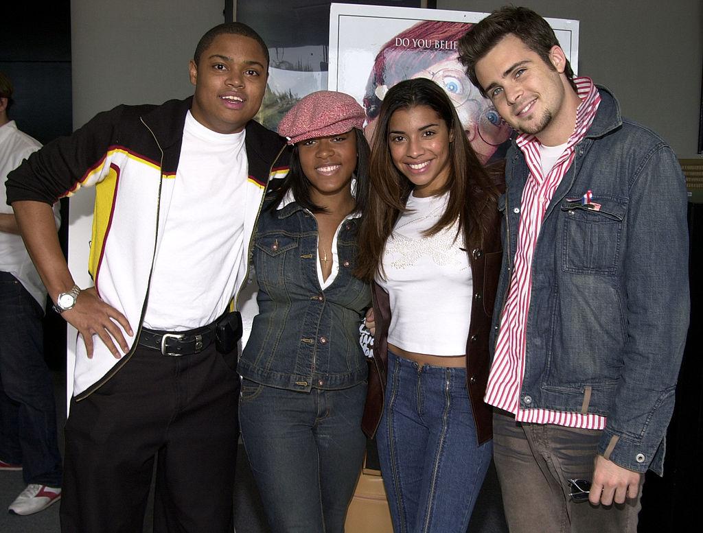 Nickelodeon's 'Taina' cast