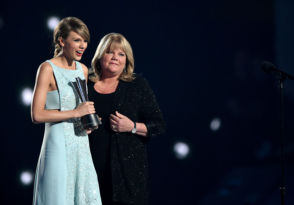 Taylor Swift wrote two songs for Andrea Swift