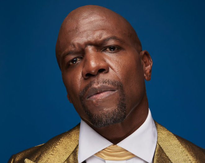 Terry Crews at an event in November 2018