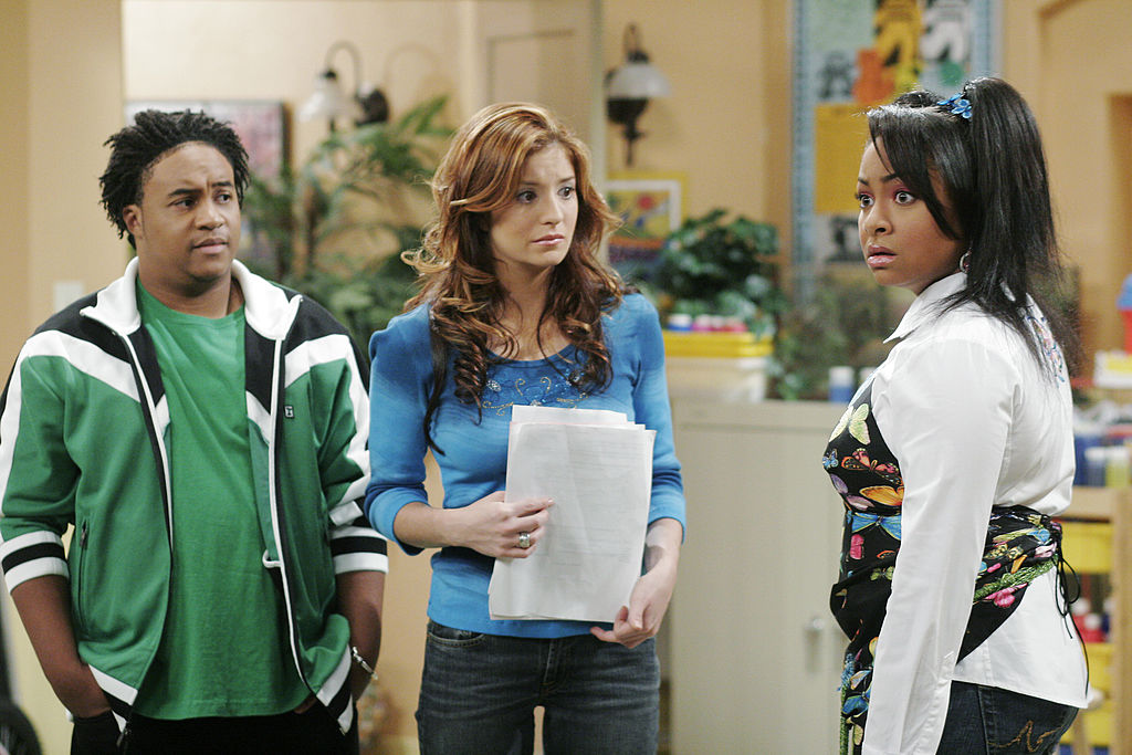 """""""Raven, Sydney and the Man"""" episode of 'That's So Raven'"""