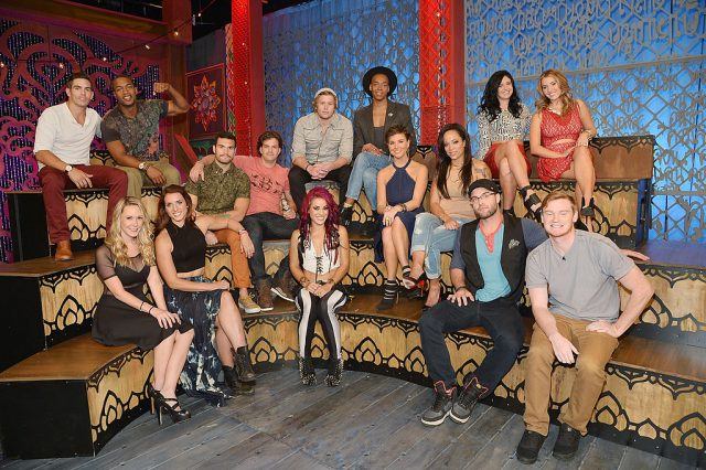 The Challenge paid cast members