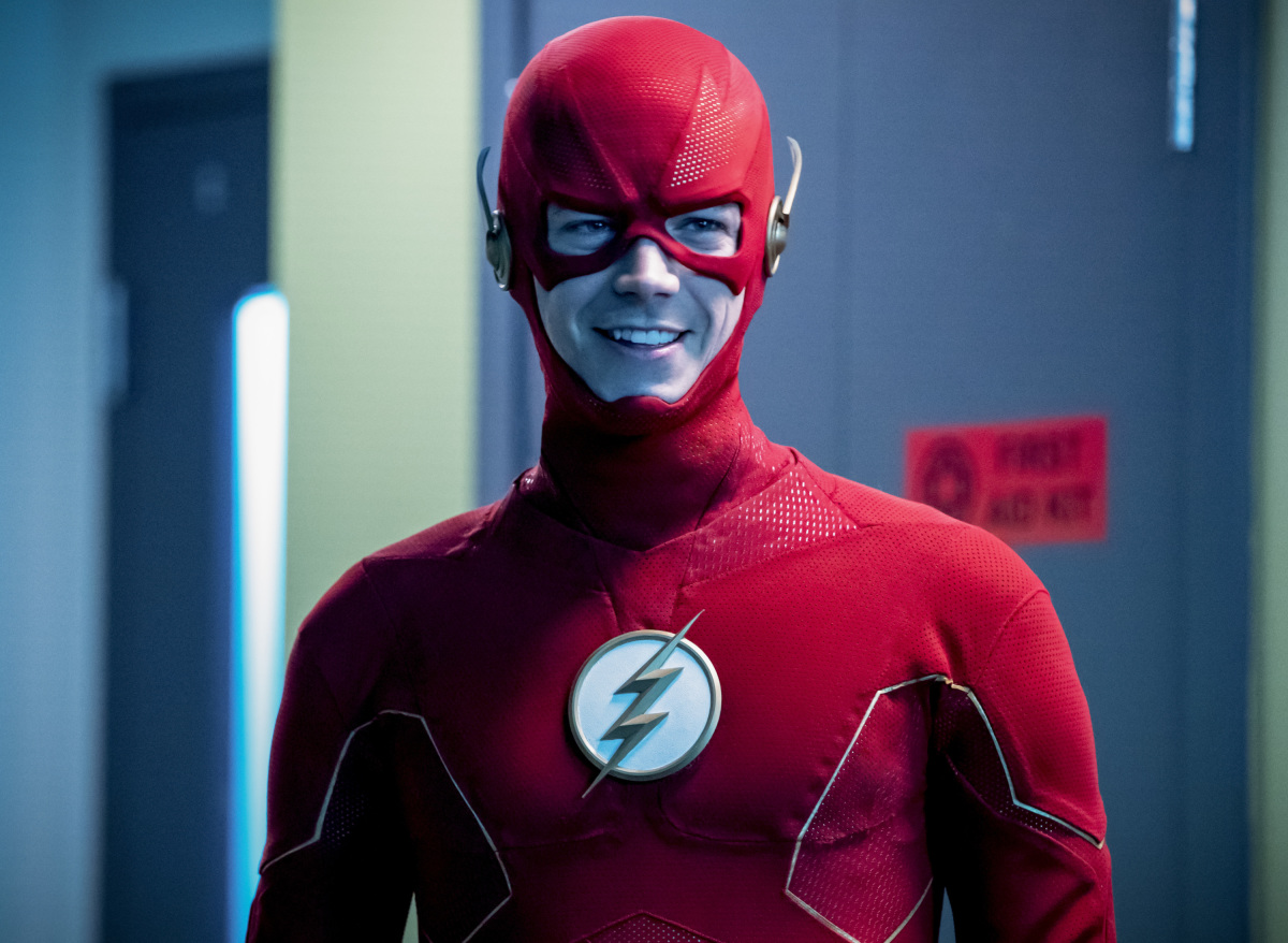 The Flash: Grant Gustin