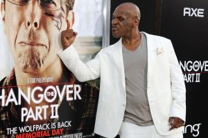 'The Hangover' Wasn't the First Time Mike Tyson Appeared on the Big Screen
