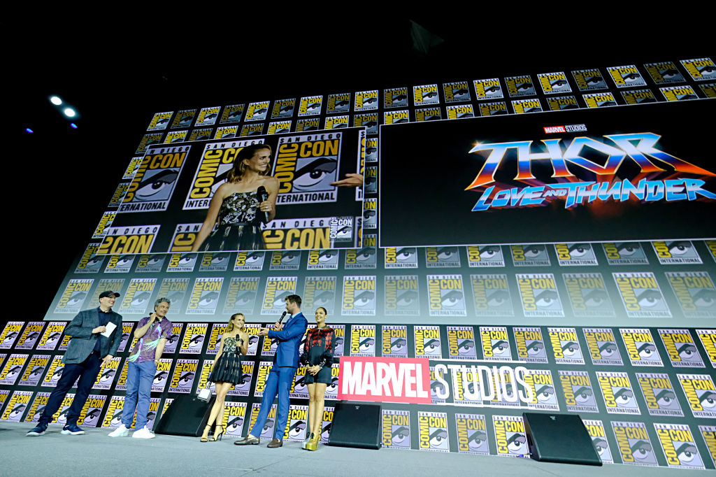 MCU Thor: Love and Thunder