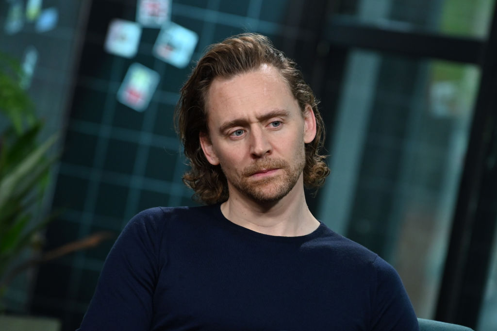 "Actor Tom Hiddleston visits Build Series to discuss his Broadway debut at ""Betrayal"" at Build Studio"