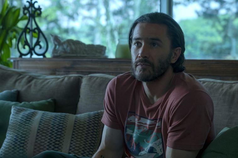 Tom Pelphrey as Ben Davis on 'Ozark'