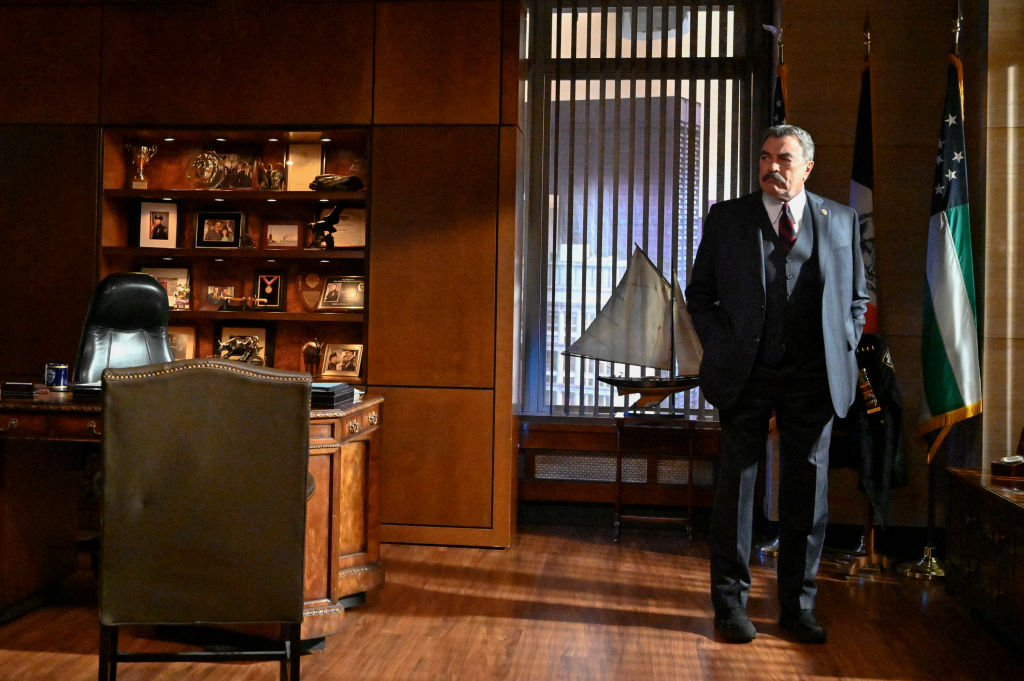 Tom Selleck on Blue Bloods | John Paul Filo/CBS via Getty Images