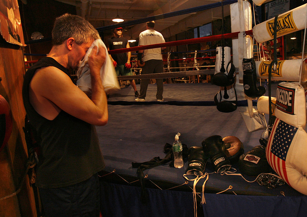 Trinity Boxing Club is a New York recreational boxing gym located near Wall Street