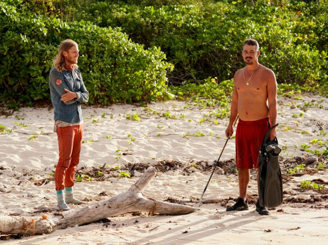'Survivor': Amber Mariano Initially Didn't Approve of the Bromance Between Boston Rob and Tyson Apostol