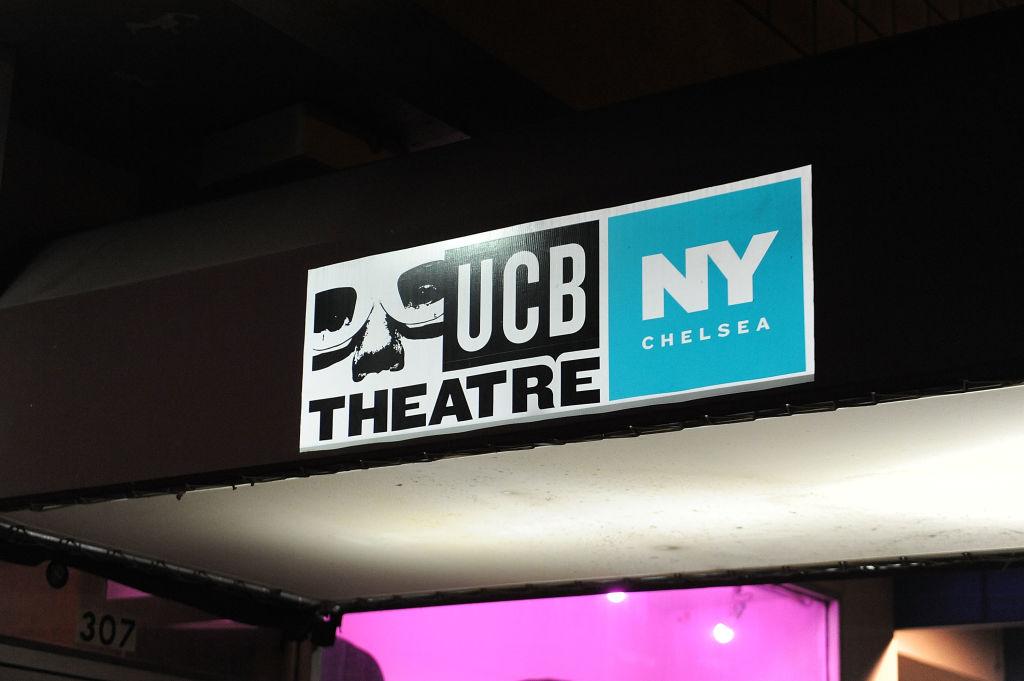 Amy Poehler's improv theater