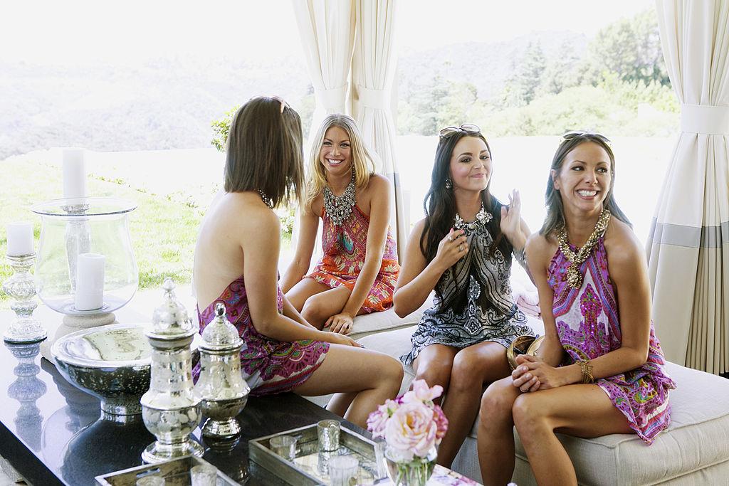 Stassi Schroeder, Scheana Marie, Kristen Doute from 'Vanderpump Rules'