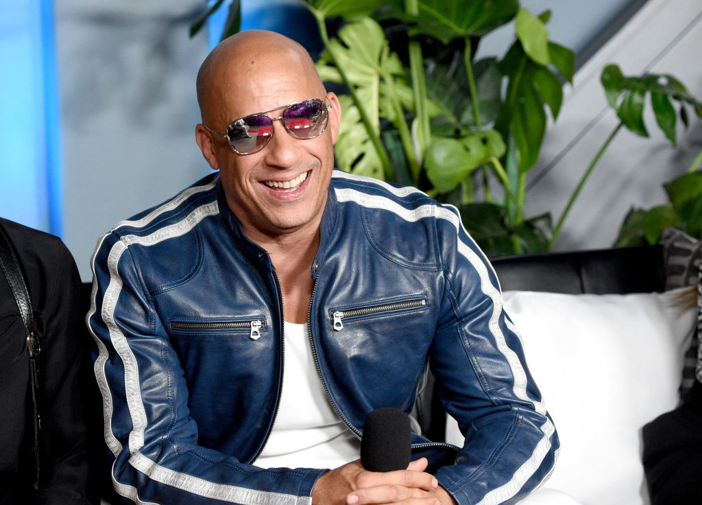 Vin Diesel   Kevin Mazur / Getty Photos for Universal Pictures