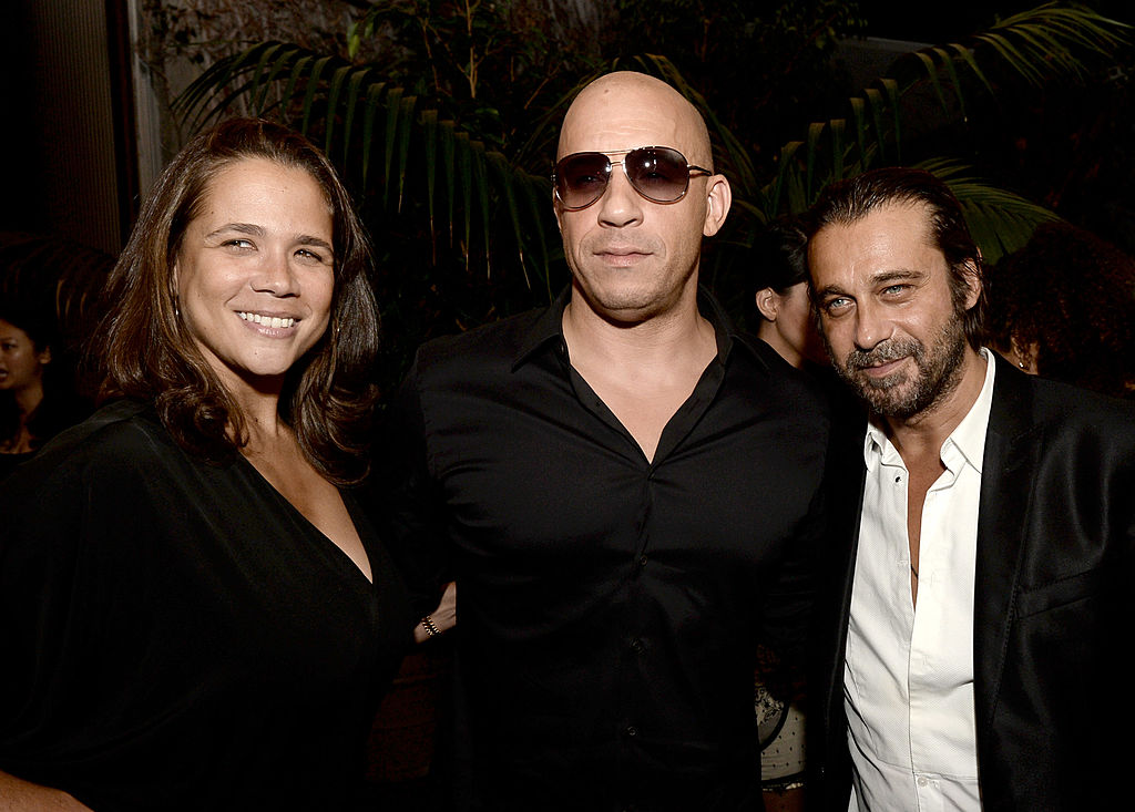 'The Fast and Furious': Vin Diesel's Sister Counted Hits ...