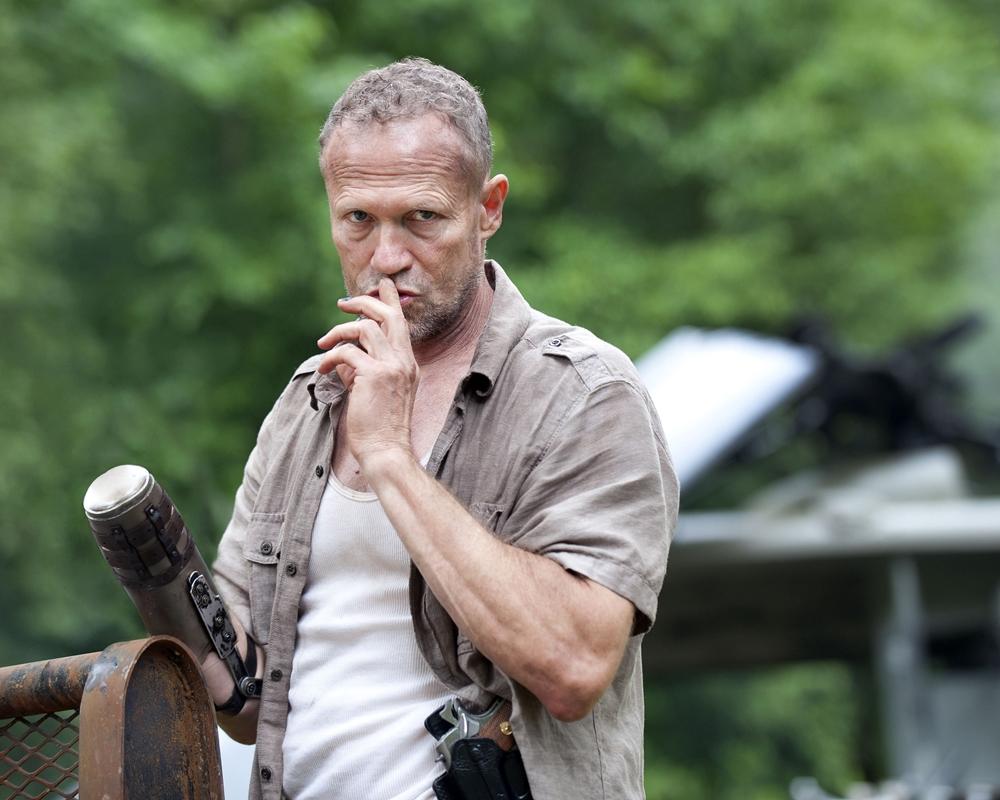 'The Walking Dead' Star Michael Rooker On 'Cheap AMC' Letting Him Go: 'I Don't Blame 'Em'