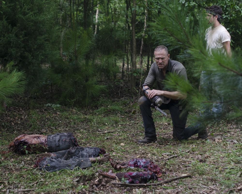 Walking Dead: Michael Rooker