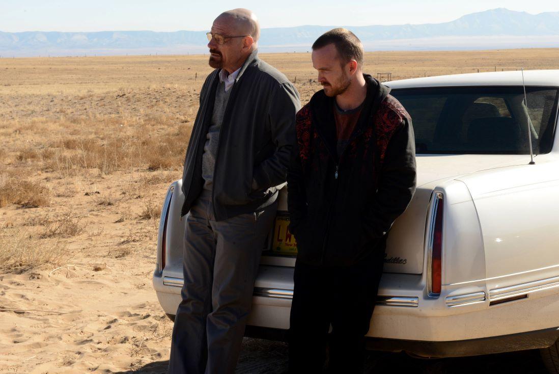 Walt and Jesse