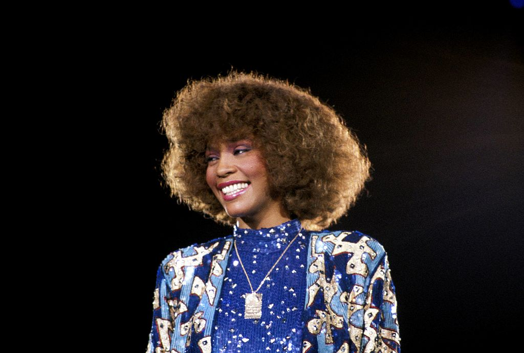 Whitney Houston produced several movies