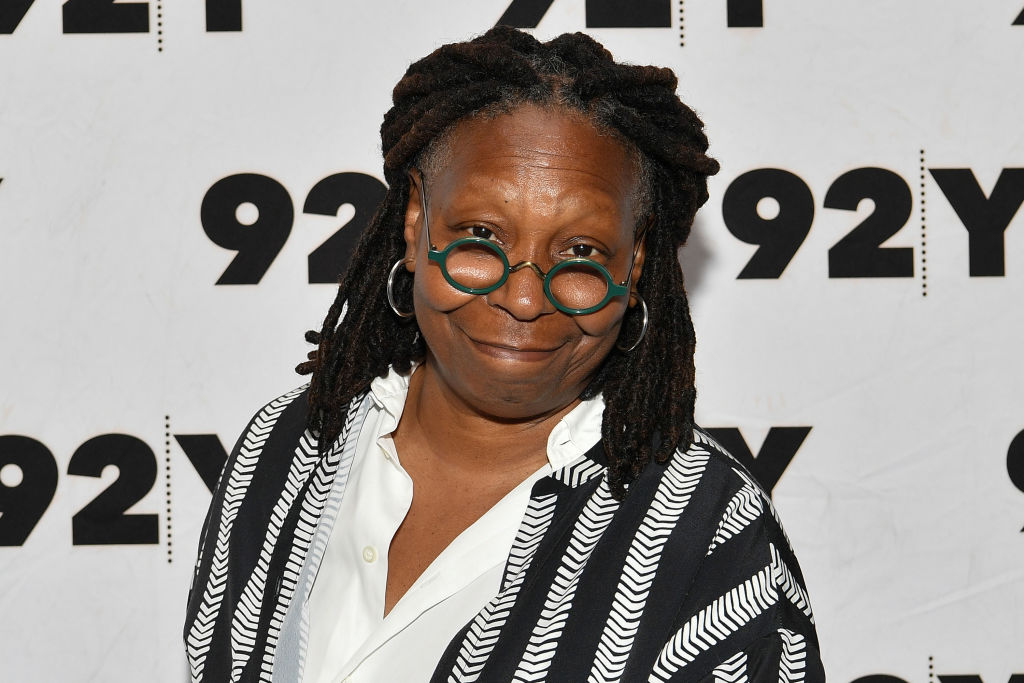Whoopi Goldberg of 'The View'