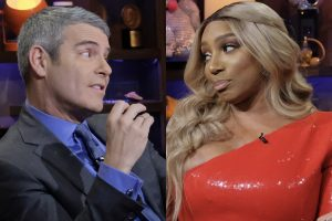 Andy Cohen Breaks Silence After Nene Leakes Ran off the 'RHOA' Reunion