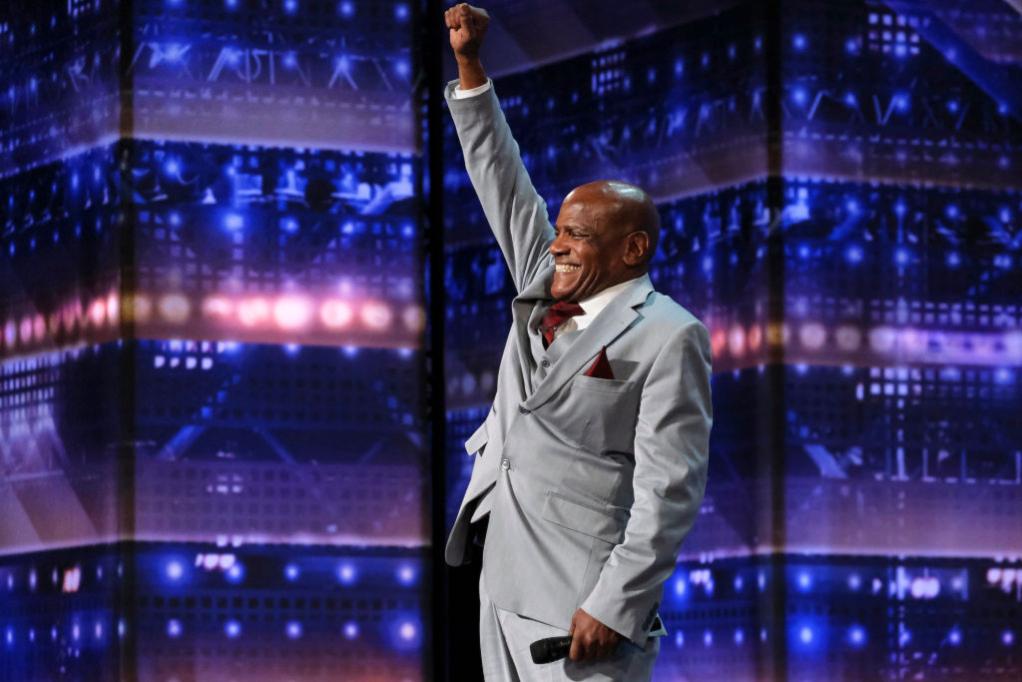'America's Got Talent' contestant Archie Williams