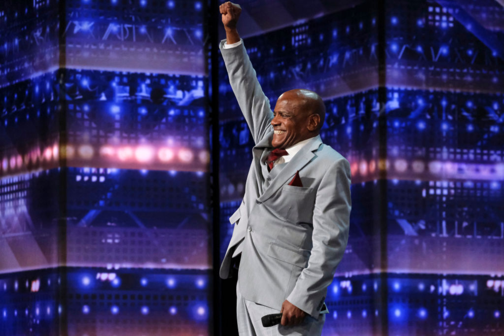 'America's Got Talent' contestant Archie Williams