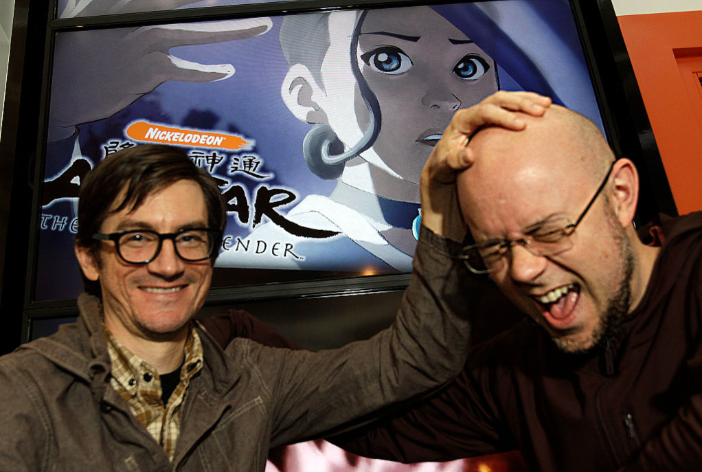 'Avatar: The Last Airbender' creators Michael DiMartino and Bryan Konietzko