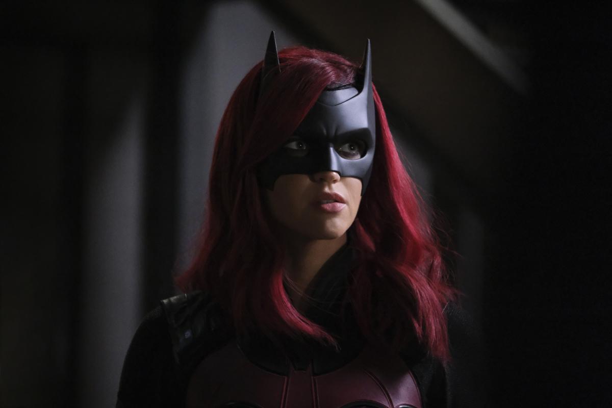 Batwoman, aka Kate Kane, in the season finale of 'Batwoman'