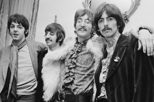 When George Harrison Realized 'Anyone Can Be Lennon-McCartney'