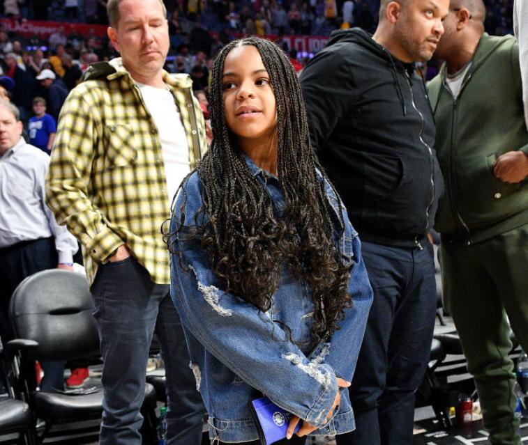 Blue Ivy Carter, Beyonce's daughter
