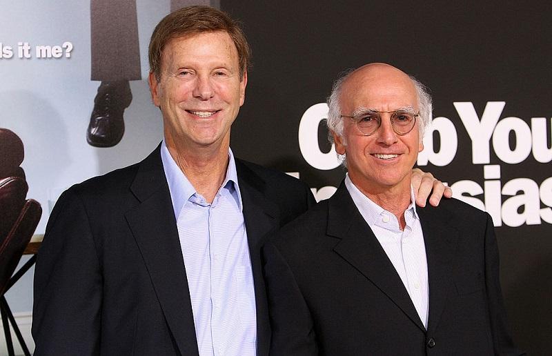 Bob Einstein and Larry David