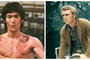 Inside Bruce Lee and Steve McQueen's Iconic Friendship