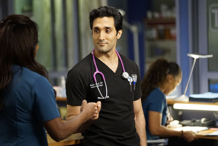 Dominic Rains as Crockett Marcel