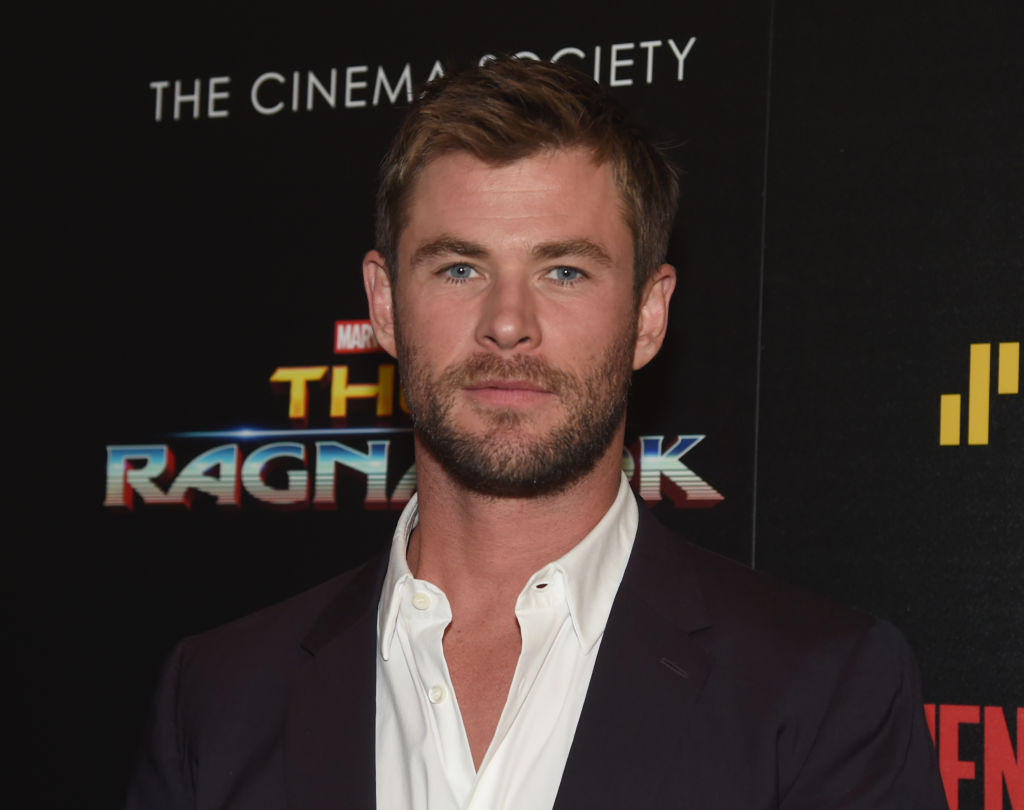 Chris Hemsworth S Kids Aren T Impressed That He S Thor I Couldn T Be Less Cool In Their Eyes Johnscience Com