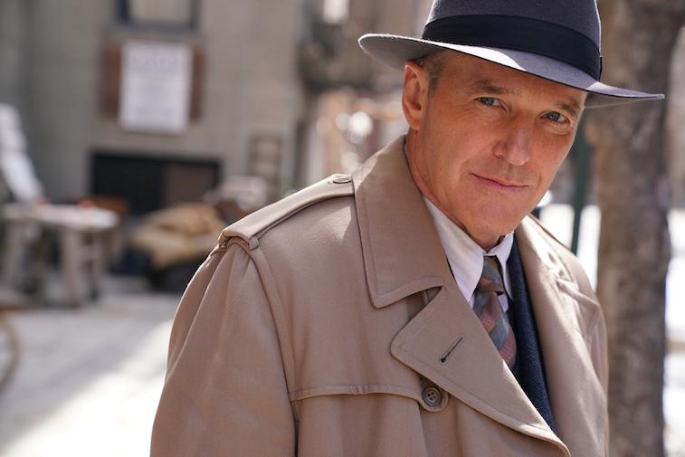 Clark Gregg as Agent Coulson