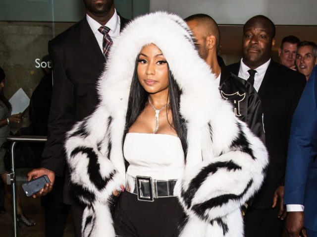 Nicki Minaj: What Happened the Time She Got in a Feud With Cher