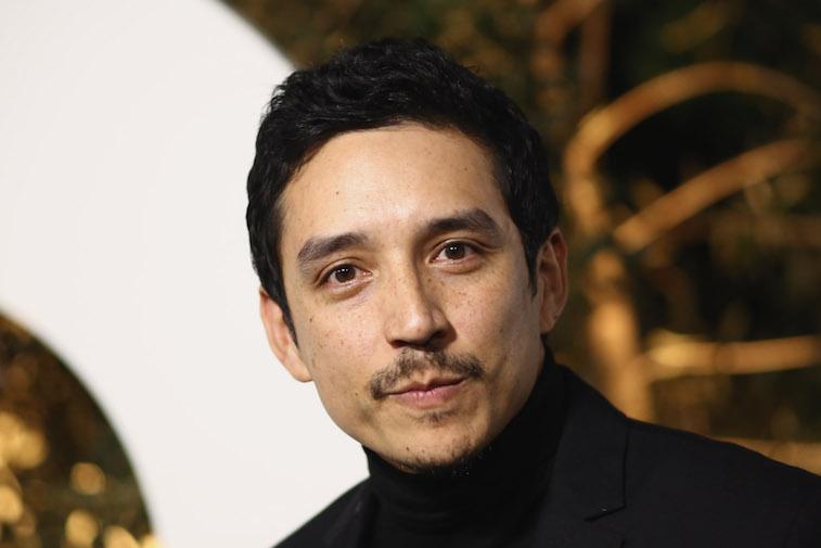 Gabriel Luna on the red carpet