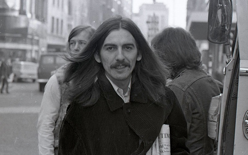 George Harrison in 1969