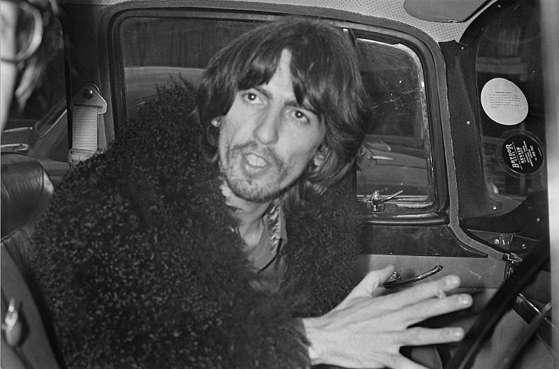 George Harrison, January 1969