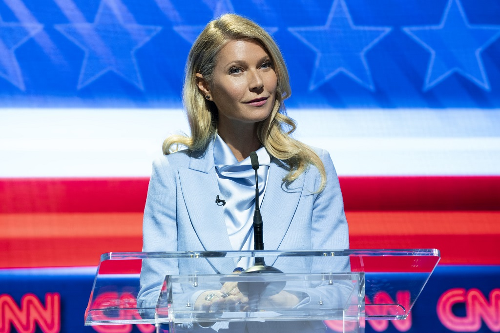 Gwyneth Paltrow as Georgia Hobart in 'The Politician' Season 2 Episode 1