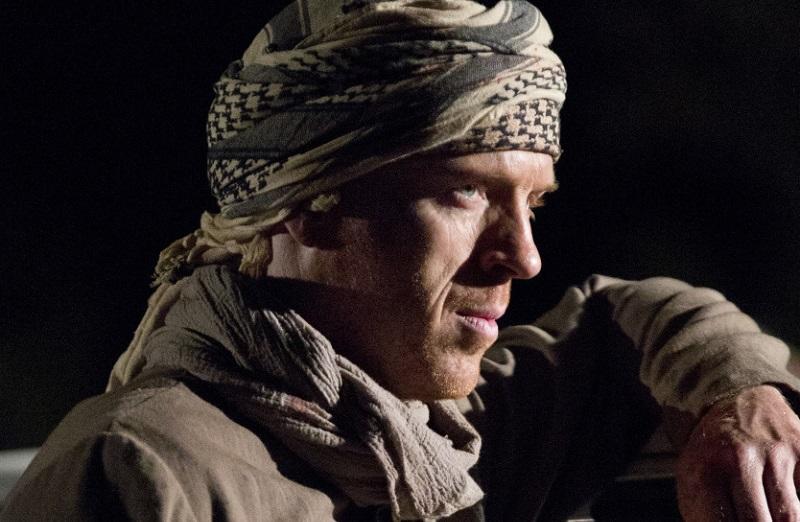Damian Lewis as Brody in 'Homeland' S3