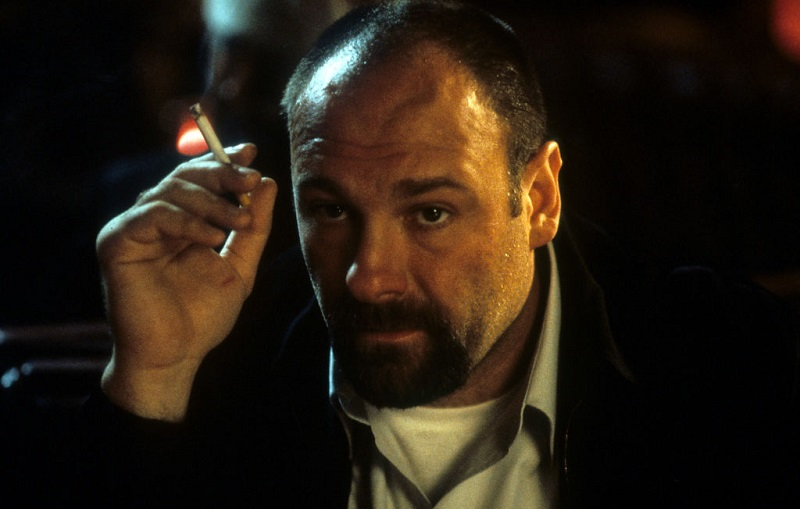 James Gandolfini in 'The Mexican'