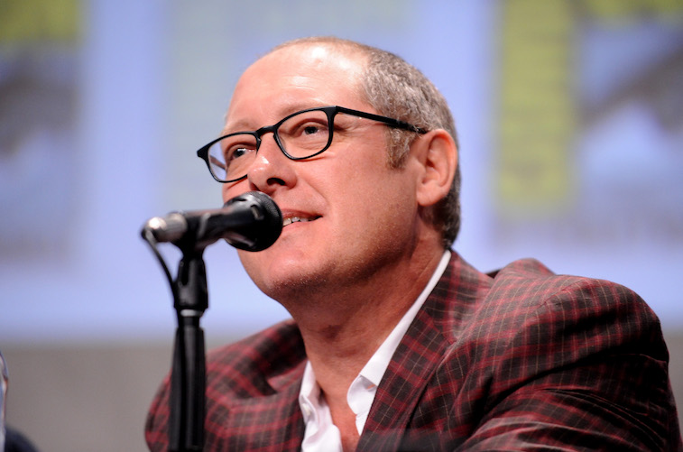 Actor James Spader