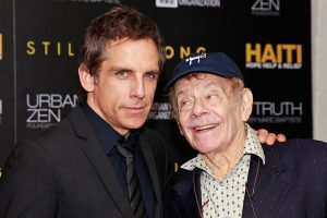 Ben Stiller Once Called His Dad, Jerry Stiller, While Tripping on LSD