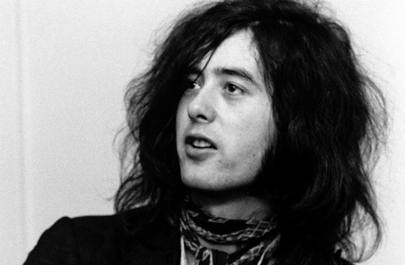 Jimmy Page in 1969