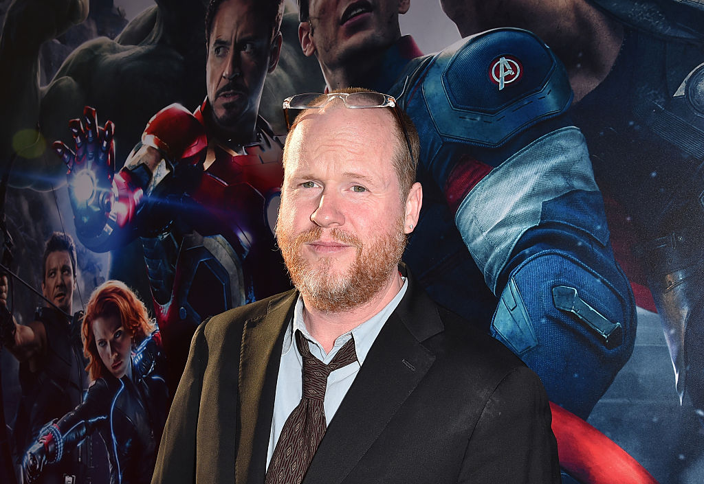 Writer/Director Joss Whedon at the premiere of Marvel's 'Avengers: Age Of Ultron' on April 13, 2015