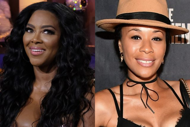 'RHOA': Kenya Moore Reacts to Report Yovanna Momplaisir Is Joining Season 13 Cast