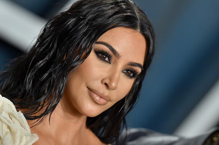 Kim Kardashian West on the red carpet