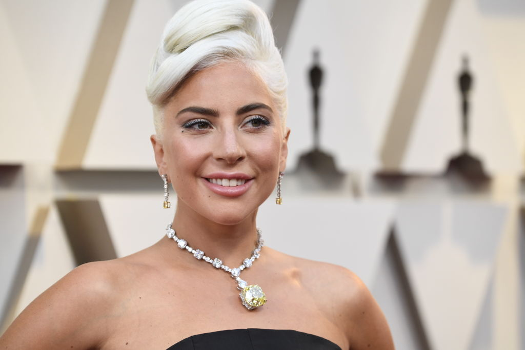 Lady Gaga attends the 91st Annual Academy Awards on February 24, 2019